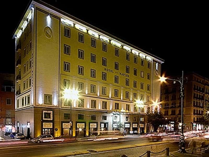 Hotel Naples Napoli Hotel Alberghi in Napoli Napoli e il suo golfo Campania  Locali dAutore