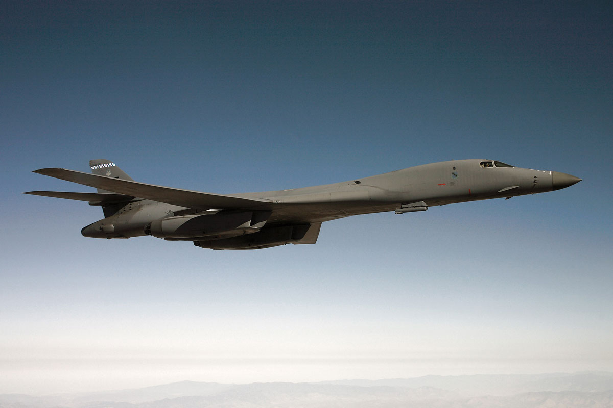 China Issues Warning to US Bomber Flying in East China Sea