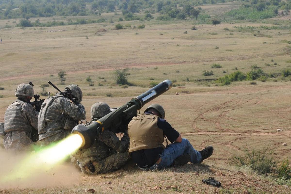 FGM-148 Javelin ATGM