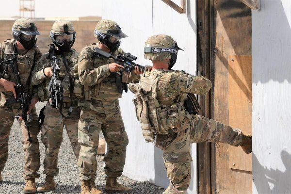 Army Urban Combat Training Lacks Realism Lawmakers