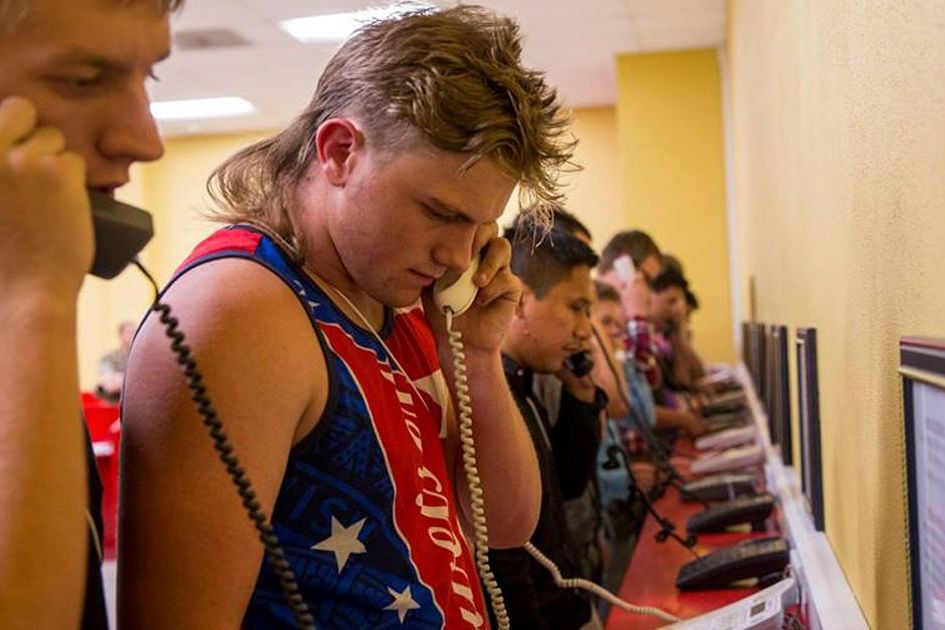 A MulletWearing Marine Recruit Showed Up to Boot Camp
