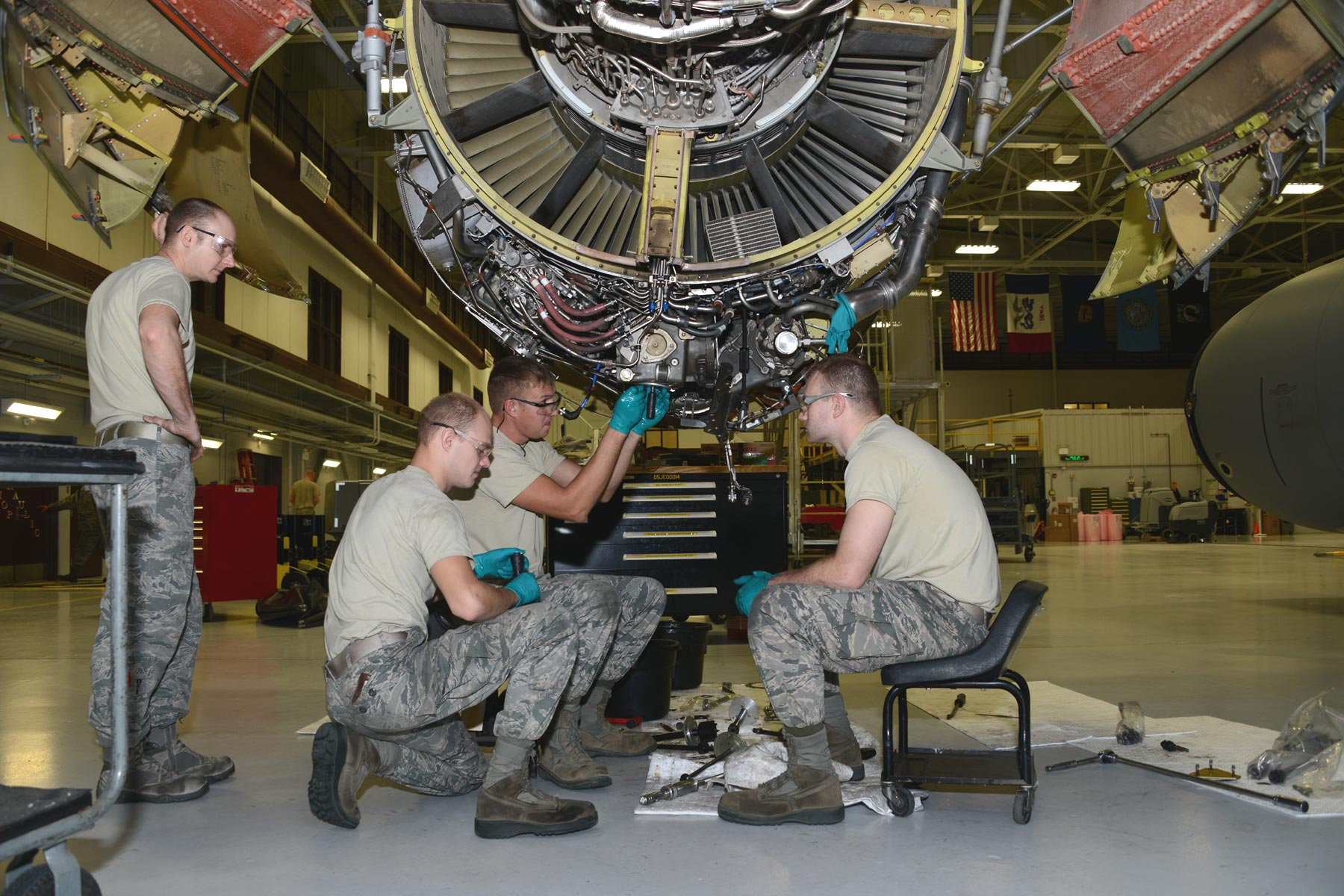 Air Force Study Shows WrenchTurners Make Better Cyber Warriors  Militarycom