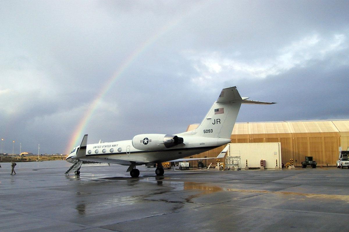 C20 Gulfstream  Militarycom