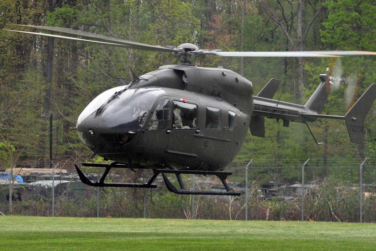 UH72A Lakota  Militarycom