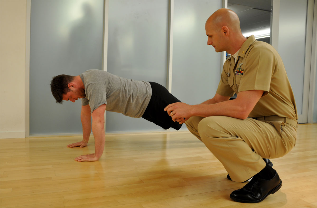 Navy Physical Readiness Test PRT Overview  Militarycom