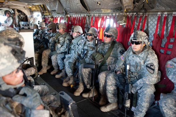 Army to Form Teams of Active Guard and Reserve Units