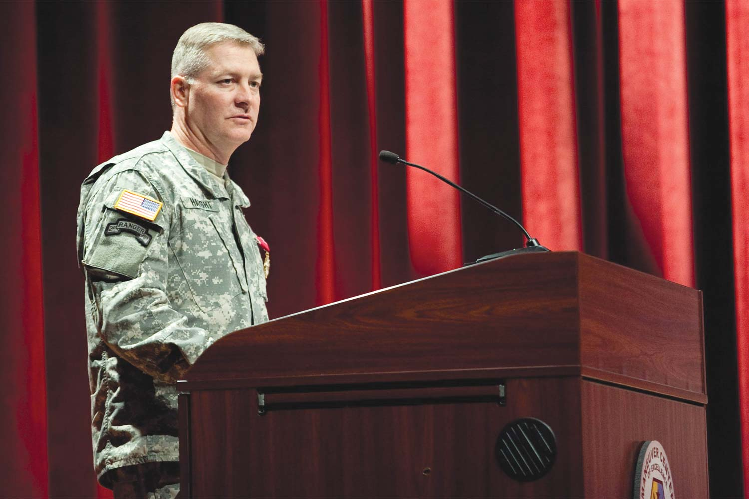 TwoStar General Demoted After Affair  Militarycom