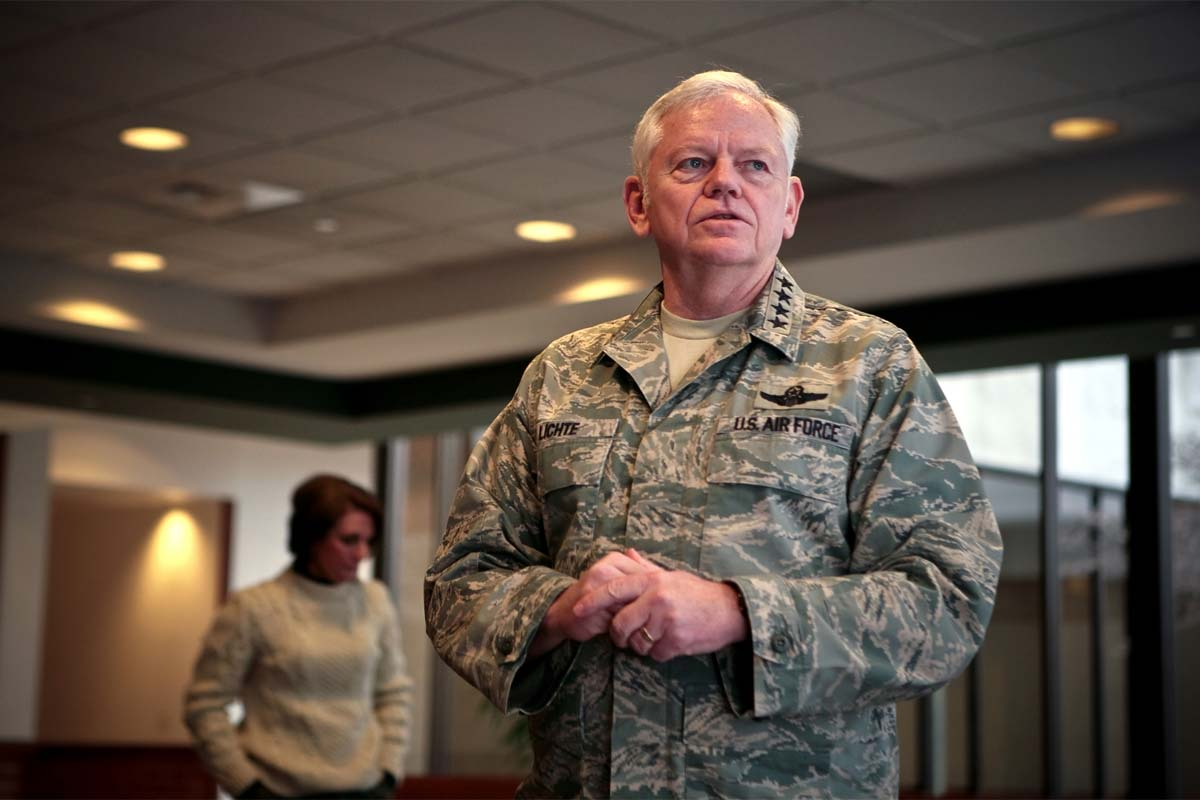 Retired General Demoted 2 Ranks After Sexual Assault