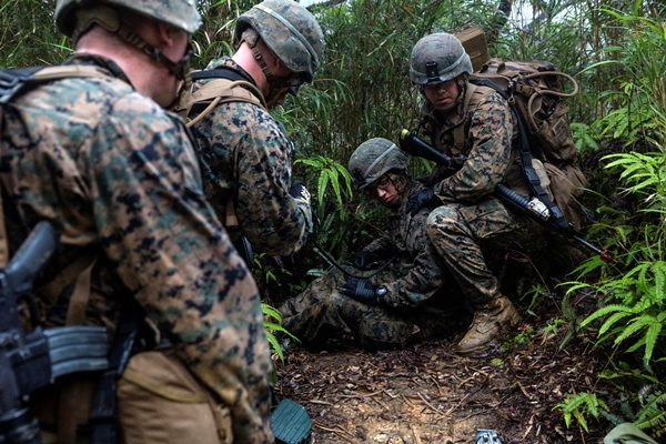 Marine Corps Unit to Test New Jungle Combat Boots This