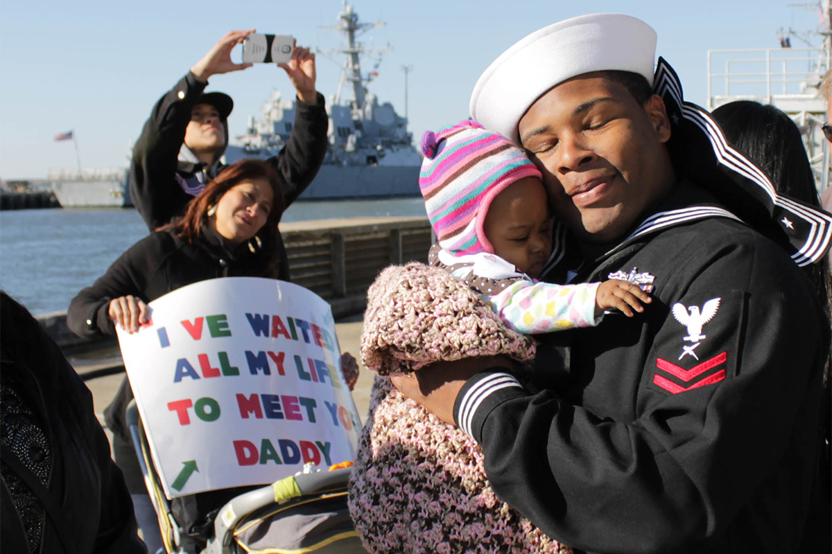 Report to Highlight Military Family Exhaustion  Militarycom