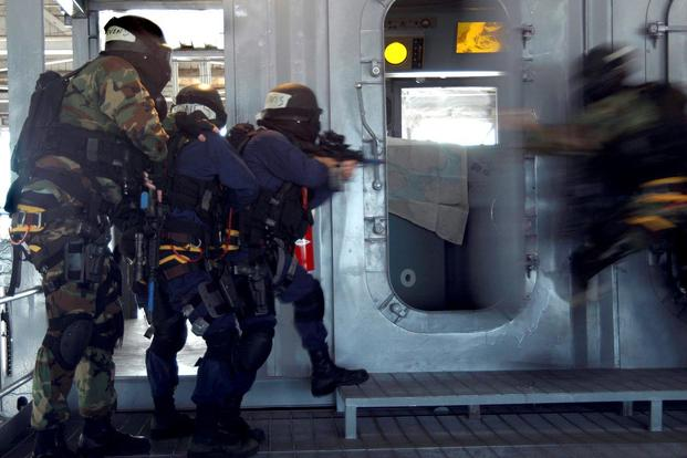 Navy to Begin Testing New Body Armor for Naval Security