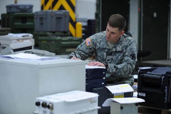 Military Skills Translator Logistical Specialist
