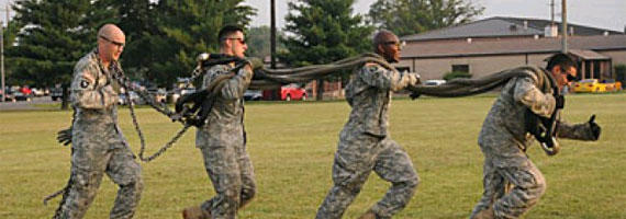 Enlisted Military Third Worst Job in America  Militarycom