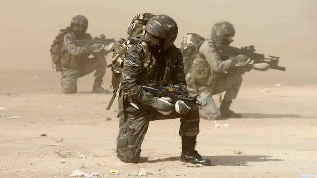the top 10 militaries