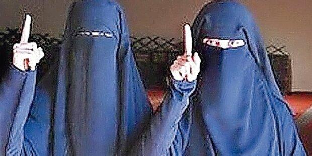 Bildergebnis für is zeigefinger tschetschene
