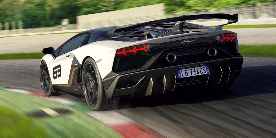 Neuer Aventador SVJ ist schnellster Lamborghini aller Zeiten  alle Daten Fotos und Preis