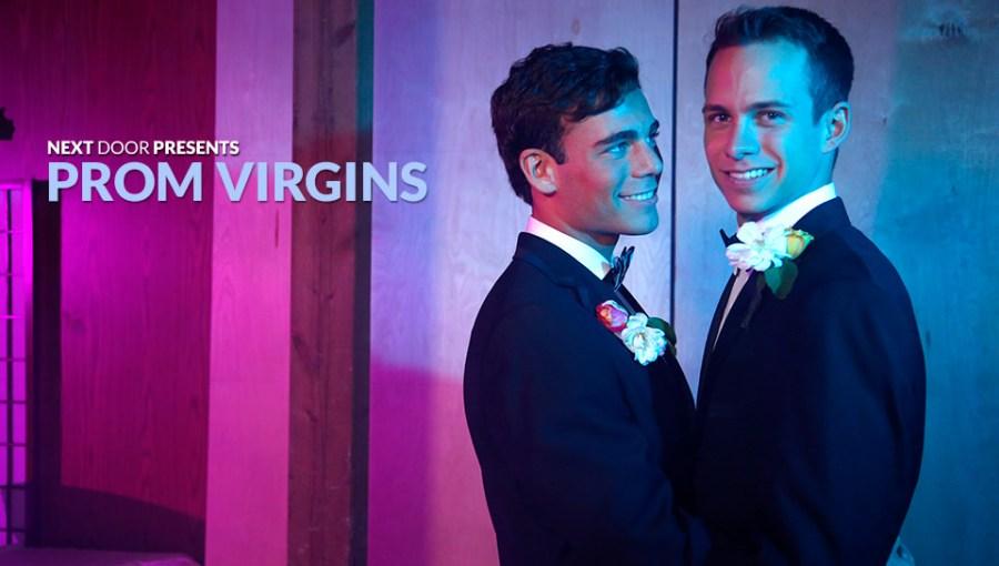Virgins Prom   Garrett Cooper, Max Penn (NextDoorTwink.com)