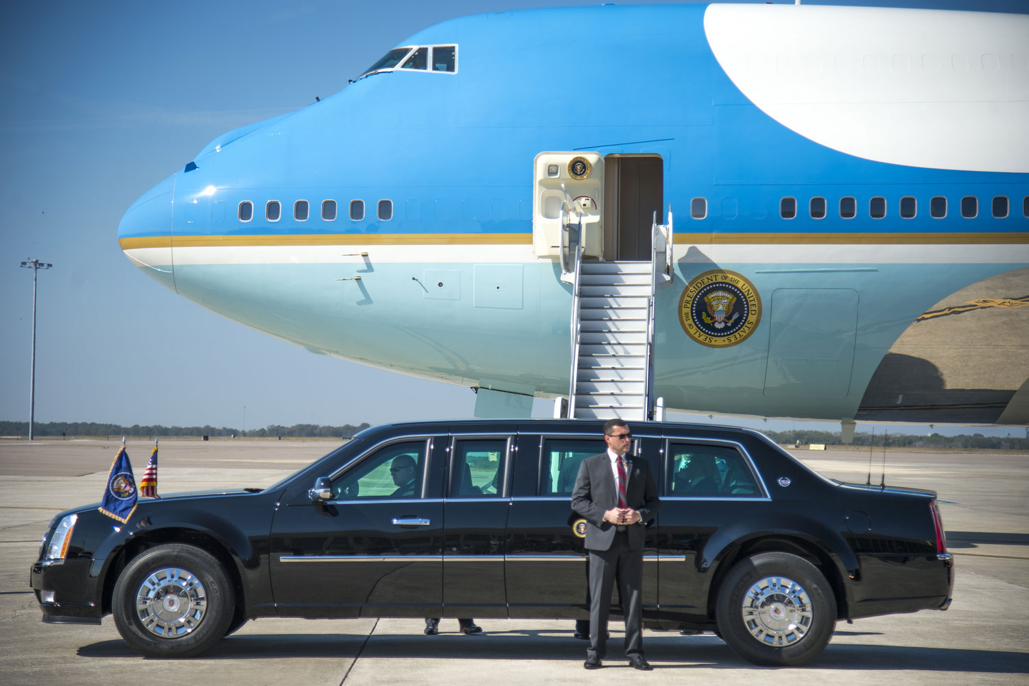 Damaged Air Force One Cost Millions of Dollars to Fix Air
