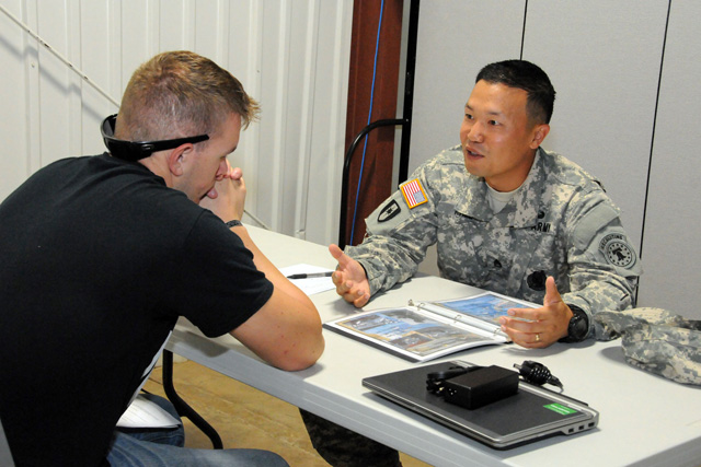 Play 20 Questions With the Recruiter  Militarycom