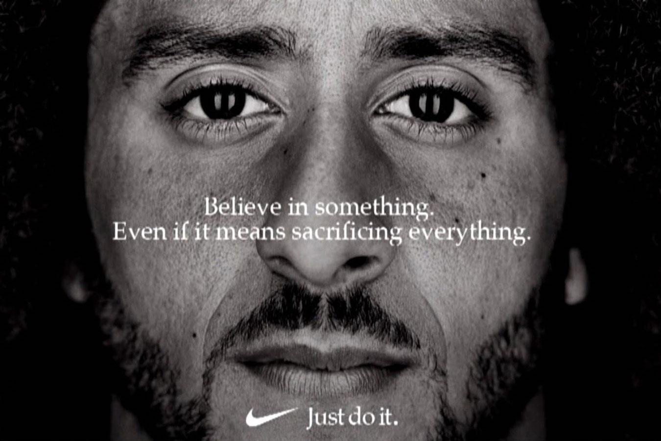 Nike and Colin Kaepernick The Kneeling Debate Continues  Militarycom