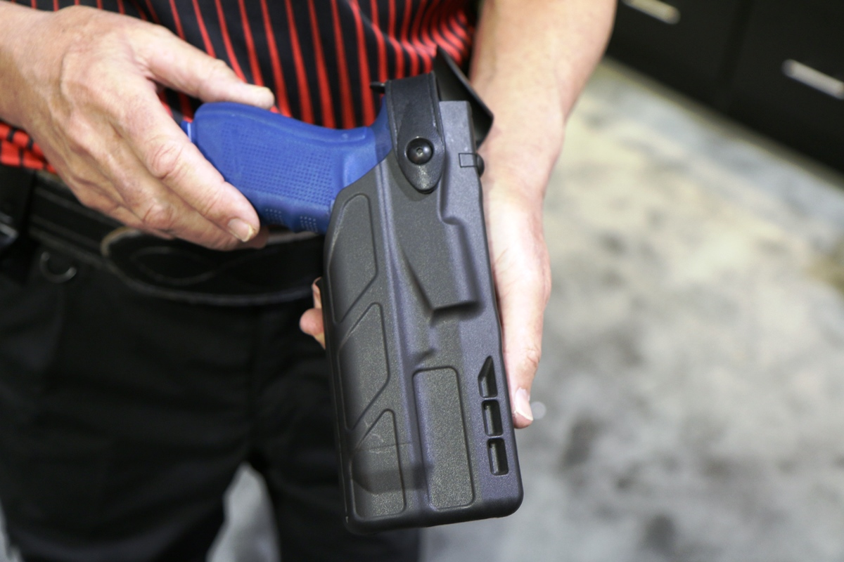 Safariland Touts New Tactical Holster with 7TS Series