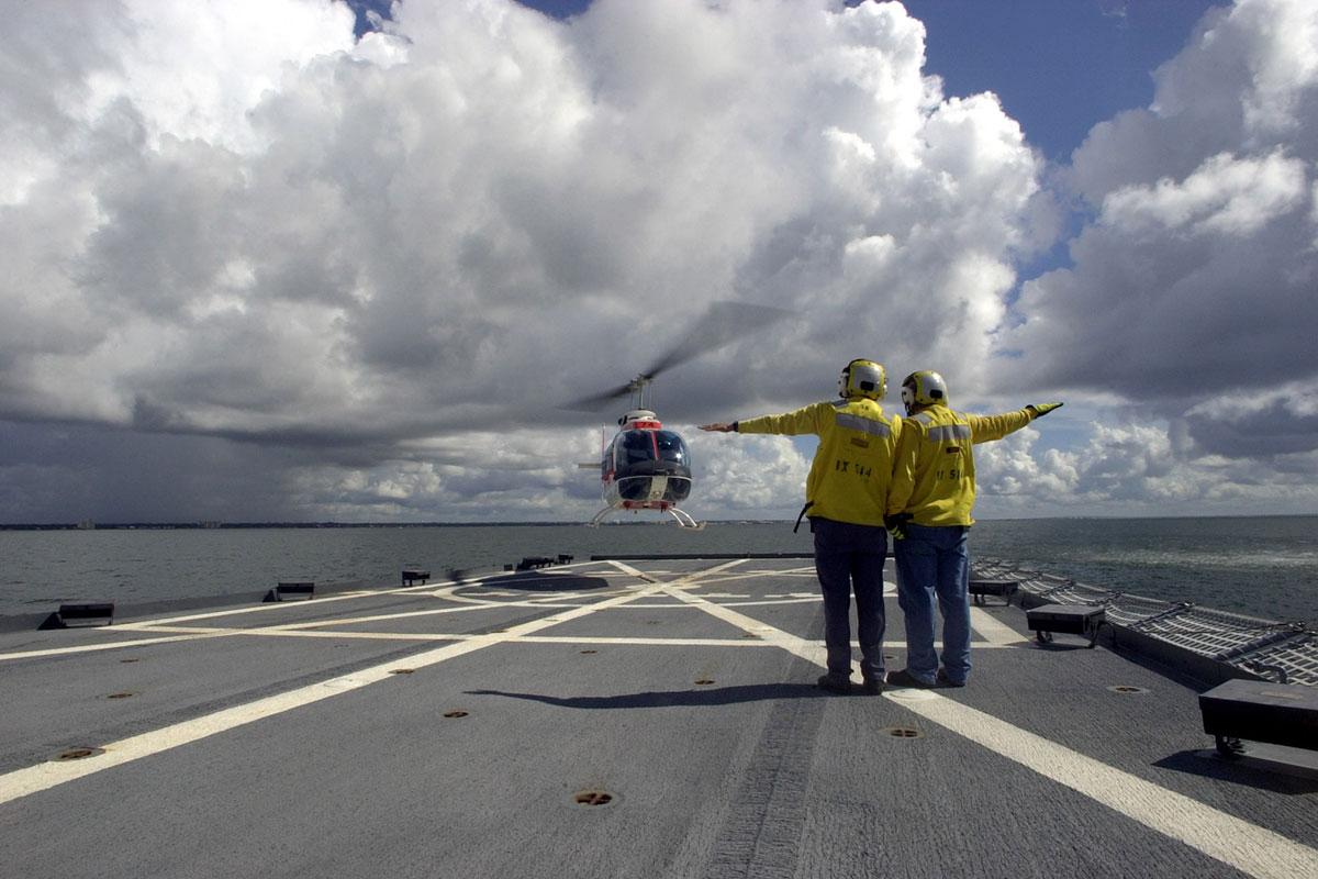 TH57 Sea Ranger  Militarycom