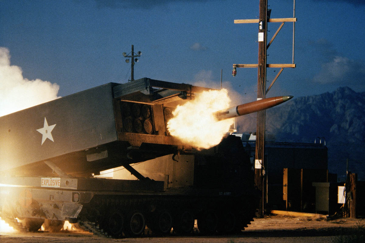 M270 Multiple Launch Rocket System  Militarycom