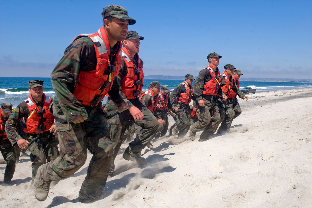 Get Fit for SEAL Training  Militarycom