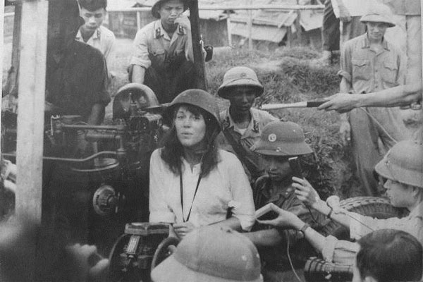 Vets See Red as Jane Fonda Tapped to Speak at UCLA  Militarycom