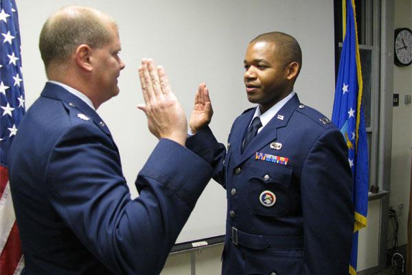 Air Force Captain Promotion Announcement  Militarycom