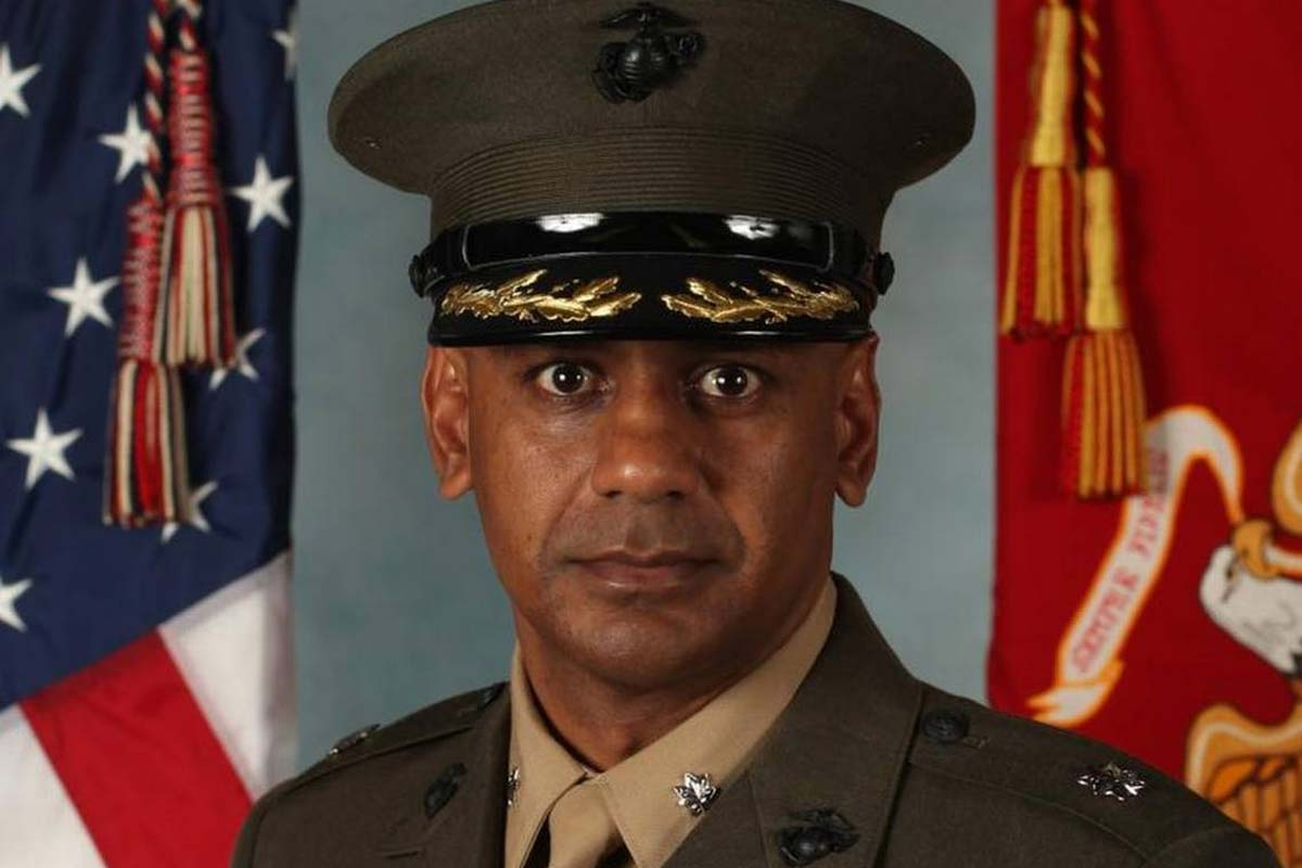 Former Recruit Commander Pleads Guilty in Parris Island
