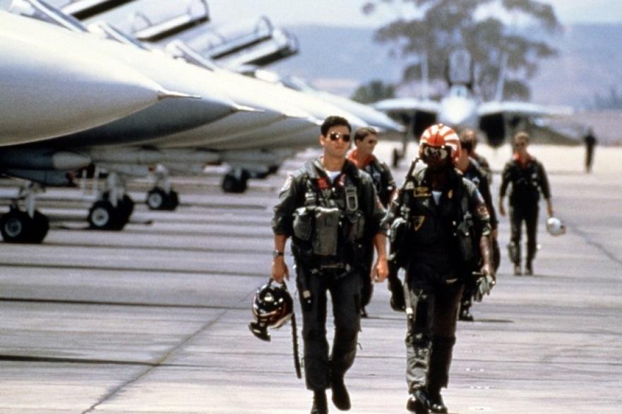 Top Gun Set for 3D IMAX Release  Militarycom