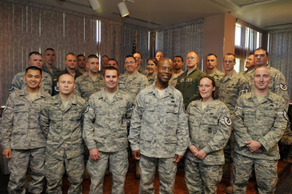 Over 8000 Promoted to Air Force Tech Sergeant  Militarycom