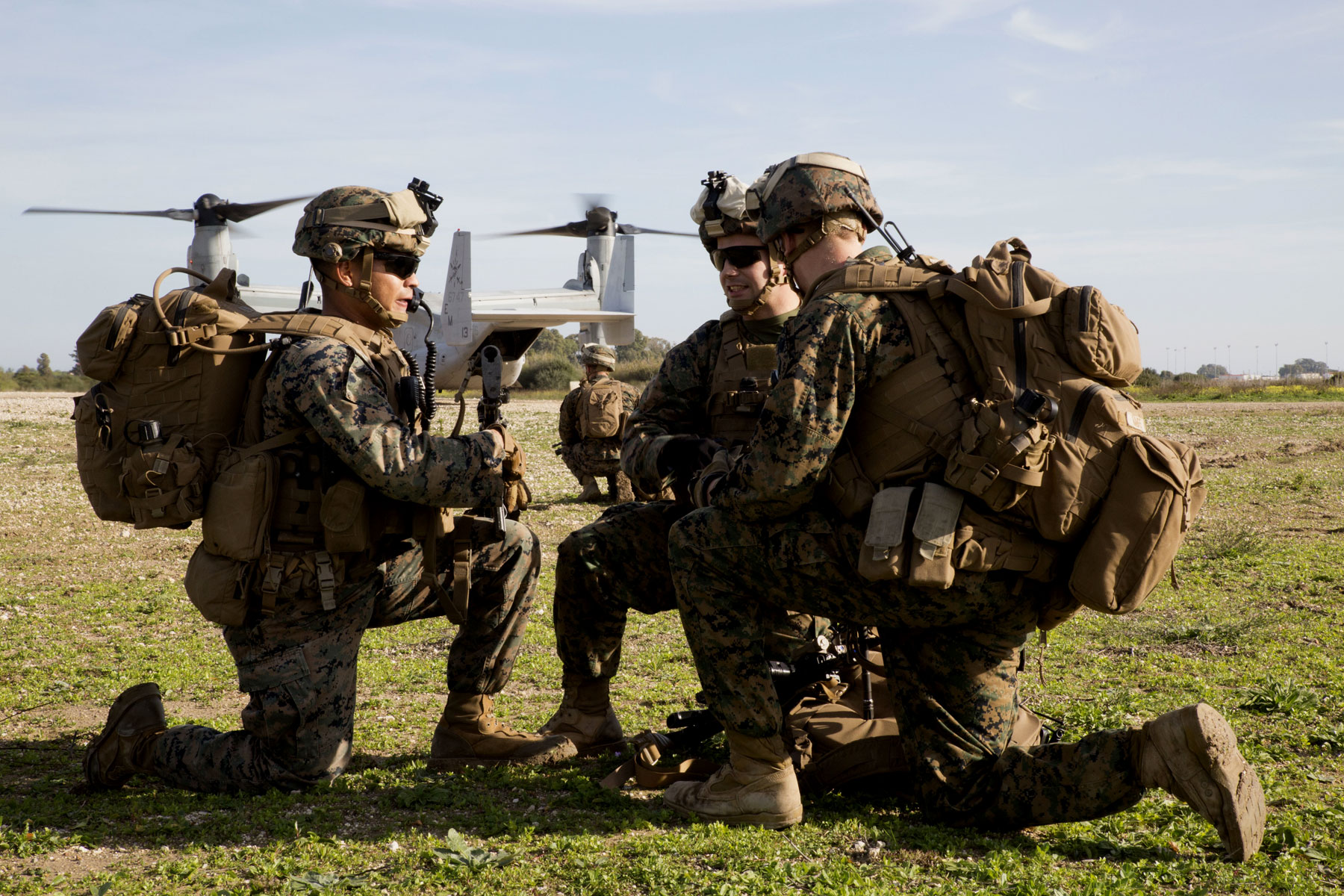 Special Operations Now Primary Mission for Marines in