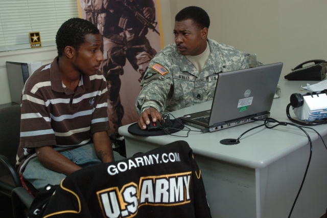 What to Ask Your Recruiter  Militarycom