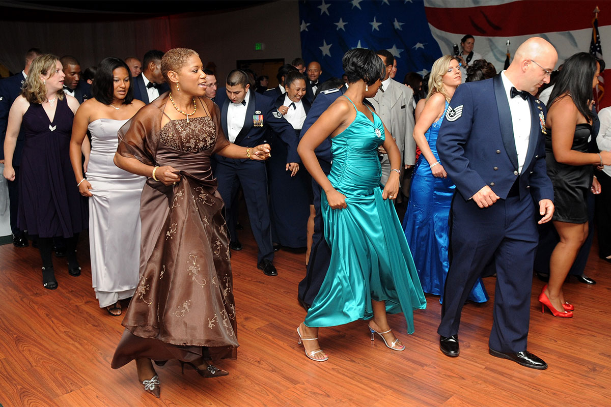 Easy Military Ball Etiquette  Militarycom
