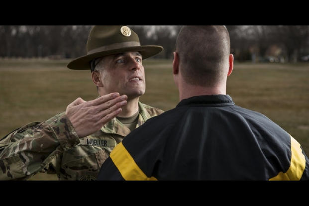 Drill Sergeant Hat Press Plans