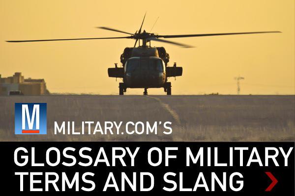 Military Terms Military Jargon Slang  Militarycom