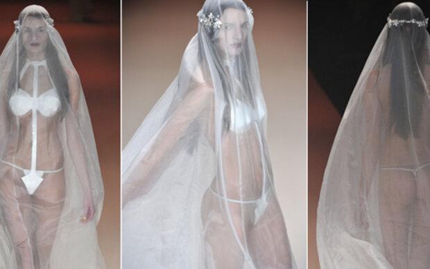 Etwas Andere Brautkleid