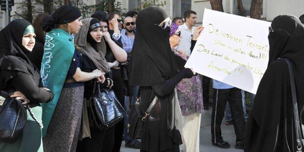 Bildergebnis für tschetscheninnen demonstration
