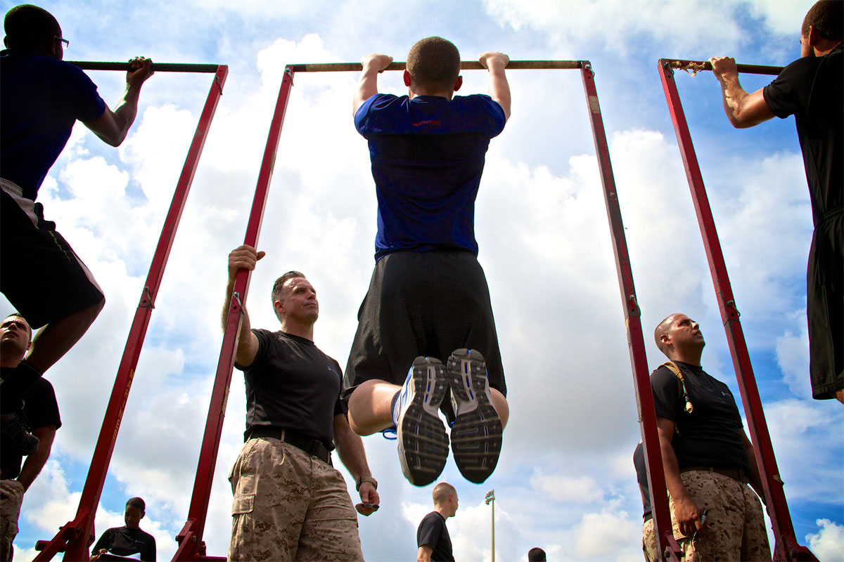Lose Weight and Get Fit for Duty  Militarycom