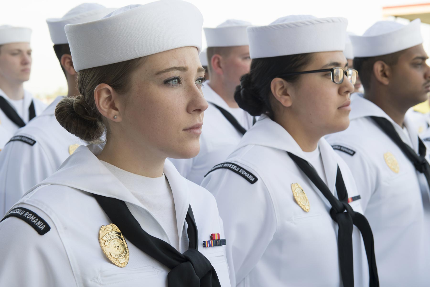 Navy OKs Ponytails Locks and Other Hairstyles for Female Sailors  Militarycom