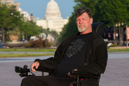 Lou Gehrigs Disease Takes Toll on Vets  Militarycom