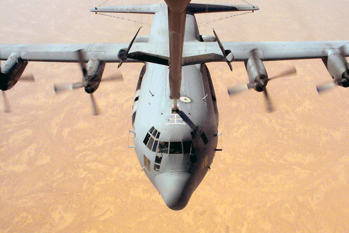 EC130H Compass Call  Militarycom