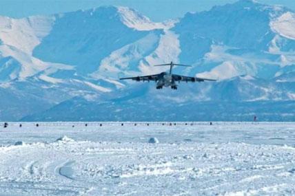C 17 Crews Begin Winfly To Antarctica Military Com