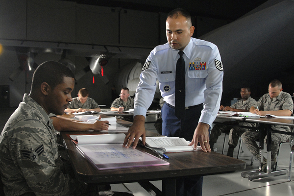 Air Force Begins Distance Learning Course Notifications