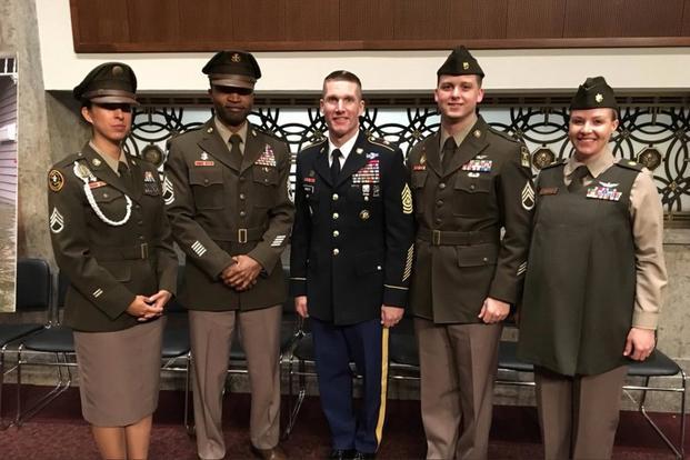 Female Dress Blues Army Measurements