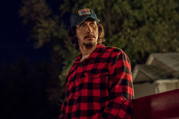 Marine Vet Adam Driver Gets His First Oscar Nomination for