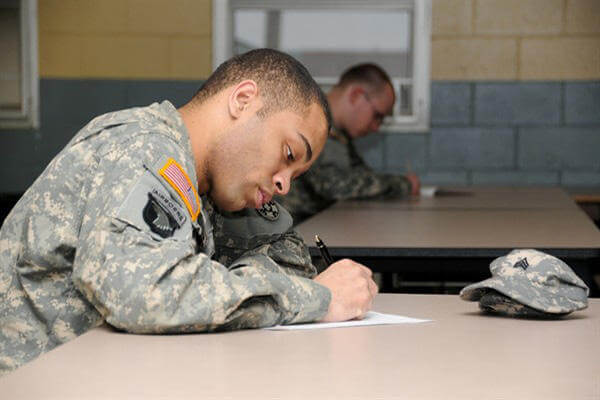 Save Time And Money Credit By Exam Military Com