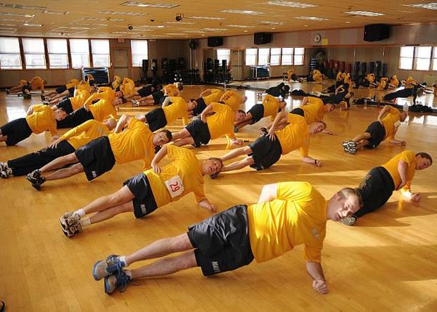 Navy Physical Fitness Test Female | Kayafitness co